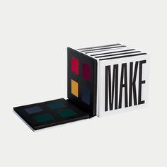 MAKE COSMETICS | Post Impression Palette  WE SEE BEAUTY // A curated shop of for-benefit products and stories that support the cooperative movement