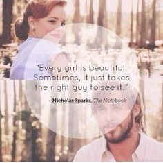 So very true The Notebook ❤❤