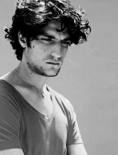 Louis Garrel - his hair is perfection