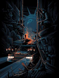 Dan Mumford - Snake, I thought you were dead