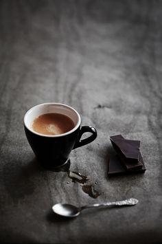 .coffee & chocolate #simplecoffee