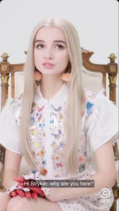 Poppy (@thatPoppy) | Twitter Im Poppy, That Poppy, Celebs, Celebrities, Girl Power, Poppies, High Fashion, Actresses, Female
