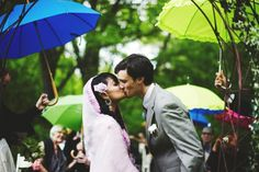 #weddings #ceremonies #umbrellas #ruffled