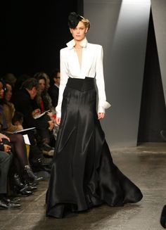 Donna Karan New York, fall '12 | Keep the Glamour | BeStayBeautiful