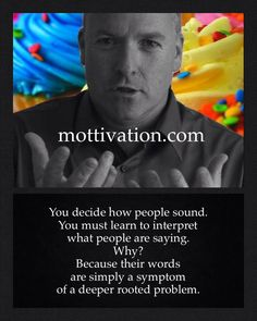Sprinkles to think about - Chris Mott - www.mottivation.com