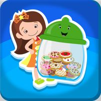 Smart Cookie Math Addition & Subtraction App