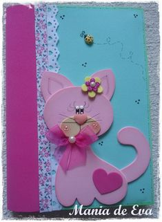 Goma eva Frame Crafts, Diy Frame, Diy And Crafts, Arts And Crafts, Paper Crafts, Diy For Kids, Crafts For Kids, Art Folder, Decorate Notebook
