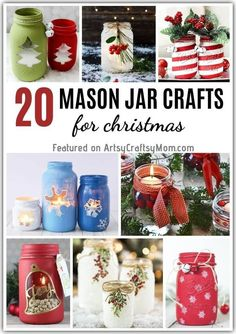20 gorgeous christmas mason jar crafts delivers online tools that help you to stay in control of your personal information and protect your online privacy. Mason Jar Snowman, Mason Jar Christmas Crafts, Jar Crafts, Mason Jar Centerpieces, Mason Jar Candles, Christmas Centerpieces, Craft Projects For Kids, Craft Activities For Kids, Project Ideas