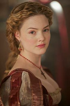 Beautiful Lucrezia
