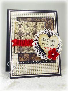 EwenStyle: Viva La Verve...I'm Yours Valentine
