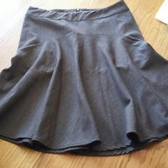Cute skirt super cute striped skirt Size 8 Mossimo Supply Co. Skirts