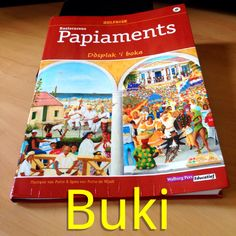 Book | Buki di Papiamentu - Papiamento book! Visit: http://henkyspapiamento.com #new #papiamentu #papiaments #papiamento #aruba #bonaire #curacao #curaçao #instalike #like #caribbean #language #islandlife #island #beach #sun #tropical #exotisch #summer #words #wordoftheday #word #phrases #phrase #learning #papiamentowords #papiamentophrases