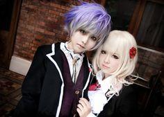 Diabolik Lovers - Yui and Kanato