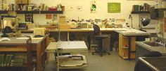 Dartmouth College Library Conservation Lab