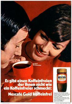Original-Werbung/ Anzeige 1969 - NESCAFE GOLD - ca. 180 x 240 mm