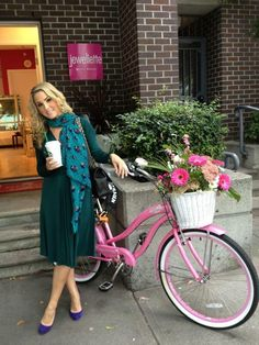 #MakeUp Guru @jasminehoffman  @jewelietteshop #pink #cruiser