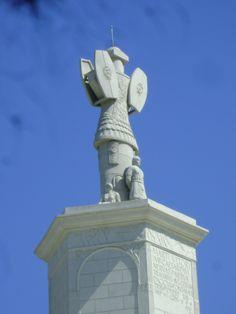 Adamclisi Statue Of Liberty, Fire, Liberty Statue