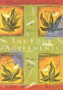 "‎#TheFourAgreements: ""Don't Take Anything Personally. Nothing others do is because of you. What others say and do is a projection of their own reality, their own dream. When you are immune to the opinions and actions of others, you won't be the victim of needless suffering."" ~ Don Miguel Ruiz"