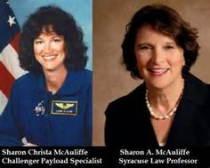 the teacher that died on space ship challenger did not die...alive and well...hoax is on us...