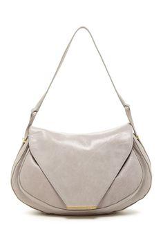 Parker Leather Shoulder Bag