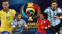 Pocos meses nos separan de volver a vivir otra gran fiesta del fútbol: la Copa América Centenario 2016. Serán 16 selecciones las que participarán en el torneo que se llevará a cabo desde junio en Estados Unidos y cuyo sorteo se realizará este domingo a las 7:30 pm.  Febrero 20, 2016.
