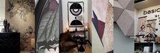 Wandkleden Curtains, Design, Home Decor, Blinds, Decoration Home, Room Decor, Interior Design, Draping, Design Comics