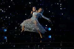 and beautifully take a shot at Perfect with the Viennese Waltz! Dancing With The Stars Pros, Witney Carson, Dance It Out, Take A Shot, Dancer, Take That, Beauty, Twitter, Outfits