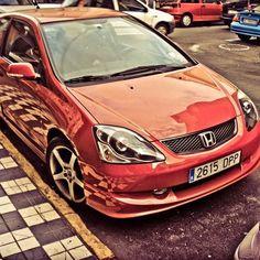 Honda Civic, en Las Palmas