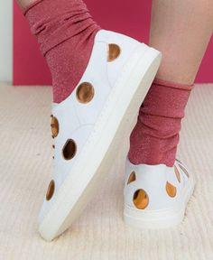 Spot Sneakers // Folk