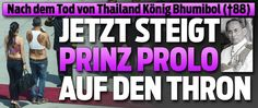 Nach Tod von Thailand's König !!!!! 13-Okt-2016 Thailand, Comic Books, Comics, Cover, Newspaper Headlines, Death, Politics, Knowledge, Drawing Cartoons