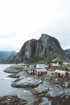 Lofoten Islands. Norway.