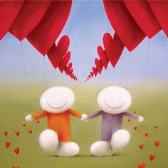 Happy in Love - by Doug Hyde