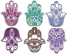7 Spiritual Symbols and Their Meanings ~ Psy Minds Hamsa Hand Tattoo, Hamsa Tattoo Meaning, Tattoos With Meaning, Protection Tattoo, Protection Symbols, Buddhism Symbols, Spiritual Symbols, Hand Symbols, Symbols And Meanings
