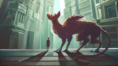 Here's amazing fan-art by Montreal-based artist Francois Coutu of The Last Guardian, a game that's l -  Here's amazing fan-art by Montreal-based artist Francois Coutu of The Last Guardian, a game that's long overdue, but hopefully will see the light of day soon. Read more…     Kotaku  http://tvseriesfullepisodes.com/index.php/2016/03/01/heres-amazing-fan-art-by-montreal-based-artist-francois-coutu-of-the-last-guardian-a-game-thats-l/