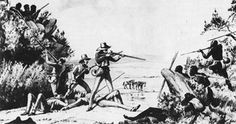 """""""Kaffir Wars,"""" broke out between 1781 and (Although the term """"kaffir"""" has… South Africa Facts, Agriculture Business, White Settlers, Xhosa, History Classroom, Conflict Resolution, British Colonial, African History, Historian"""