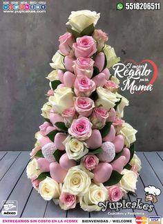 ✨ ¡Sorprende a mamá en su día con un Bouquet de Yupicakes¡ ✨ Una combinación de rosas naturales con fresas cubiertas de chocolate que sin duda serán el mejor regalo este día de las Madres!   ¡Haz tus pedidos HOY!    www.facebook.com/yupicakes   o vía WhatsApp al ☎ 5518206511  ¡ENTREGAMOS EN TODA LA CDMX!  #Yupicakes #CDMX #Bouquet #Chocolate #Fresas #Rosas #DiaDeLasMadres #Mamá
