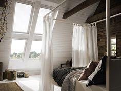 Charming Attic remodel birmingham,Attic master bedroom and Attic bedroom design view. Attic Bedrooms, Home Bedroom, Bedroom Decor, Bedroom Windows, Clean Bedroom, Bedroom Ideas, Attic Renovation, Attic Remodel, Interior Exterior