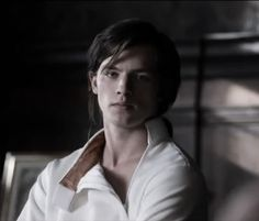 "Gideon De Villiers from ""Rubyred"" portrayed by Jannis Niewöhner. I love the…"