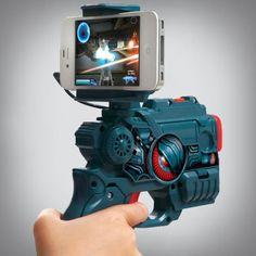 Elite Commandar Smartphone Pistol - $13   Petagadget