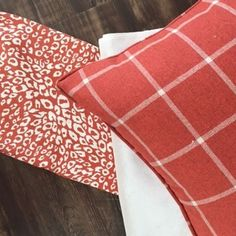 We will be sharing more of our favorite fabric combinations this week using…