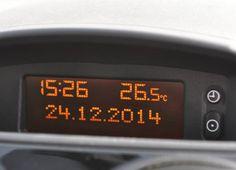 Temperature in Lanzarote By Elena Trombetta