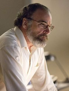 "Mandy Patinkin as Saul Berenson in ""Homeland"""