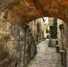 old Tuscany..Pienza