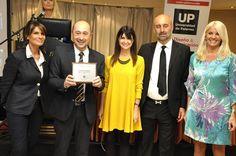 Premio a Claudio Cosano en el Encuentro de la Moda III