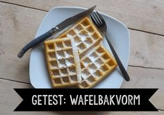 Getest: wafelbakvorm