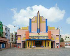 Des cinémas en Inde cinema inde 02