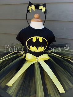 She wants to be Batman for Halloween :) Sue Sue Sue!!!!!! Never mind she sayys its too much like a princess lol
