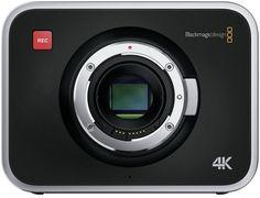 695863  Blackmagic Cinema 4K EF-Version, Proficamcorder.  Vom Fachhändler!