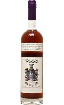 Willett 10 year old bourbon