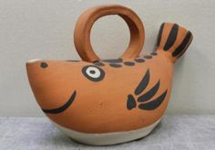 PICASSO, Pablo.1952 Signed Earthenware Jug
